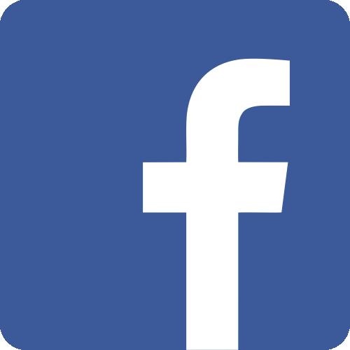 Samolepka fb logo :: Samo-lepky.sk